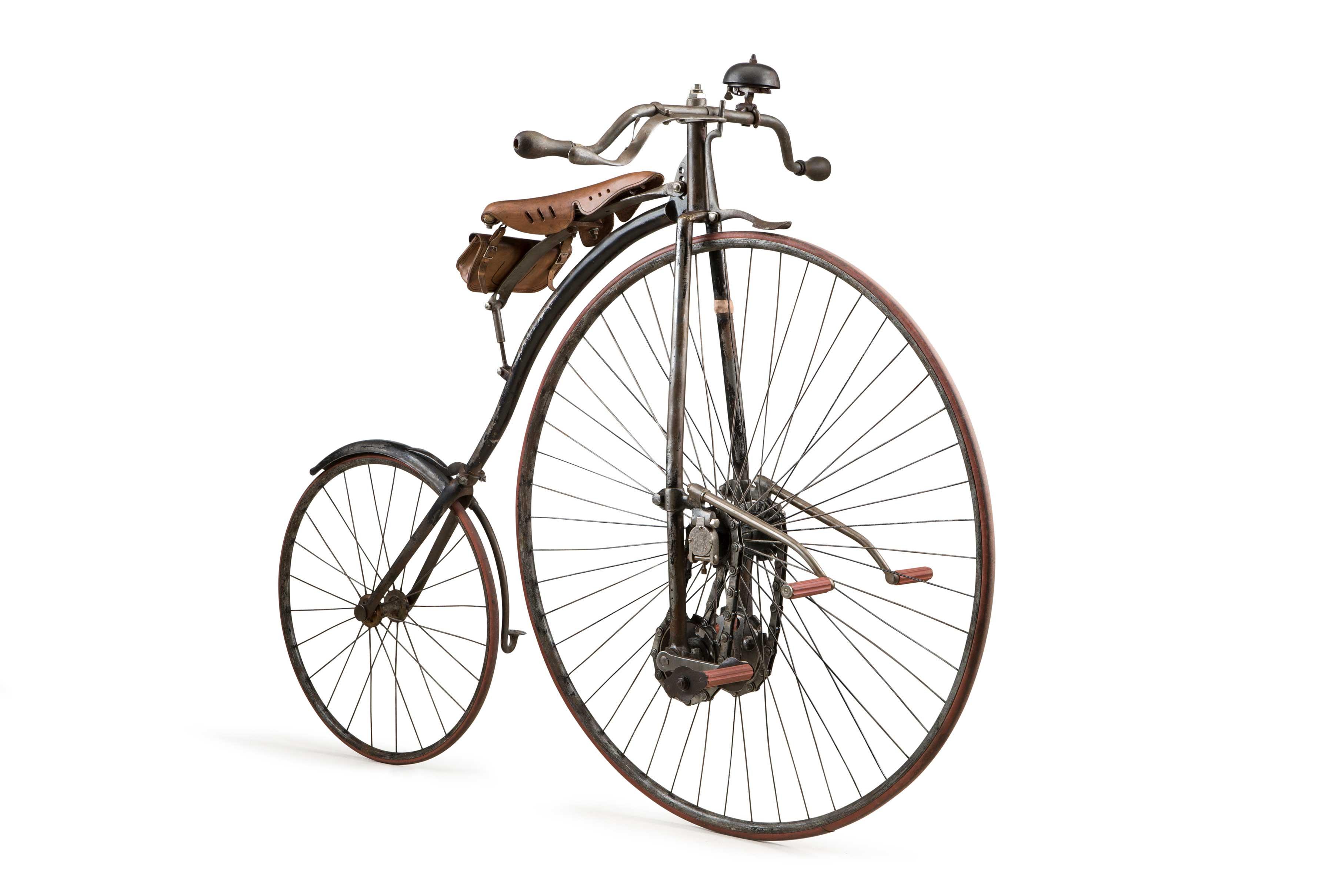Kangaroo 1885 – Fahrrad Salon