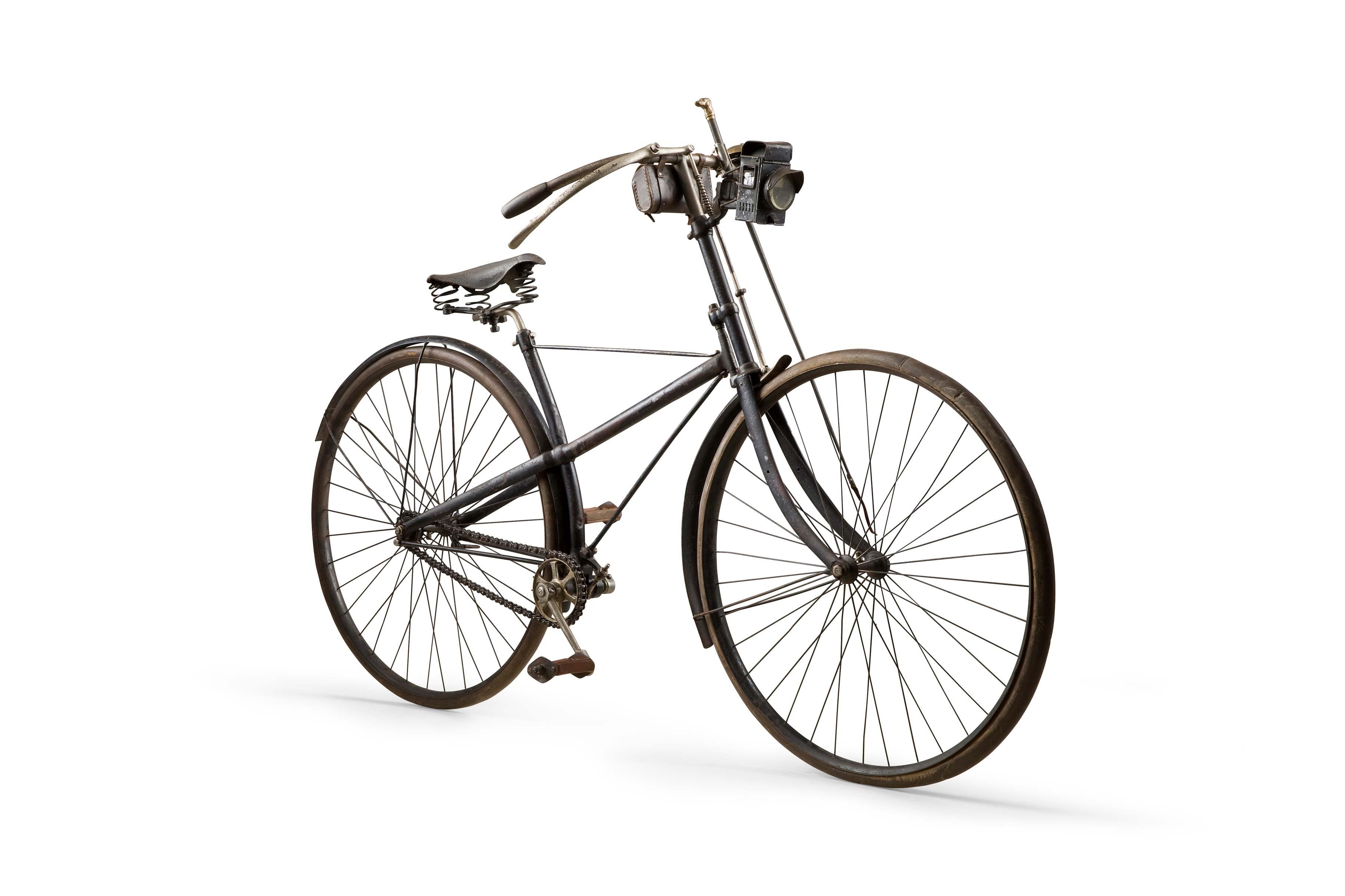 Brennabor / 1892 – Fahrrad Salon