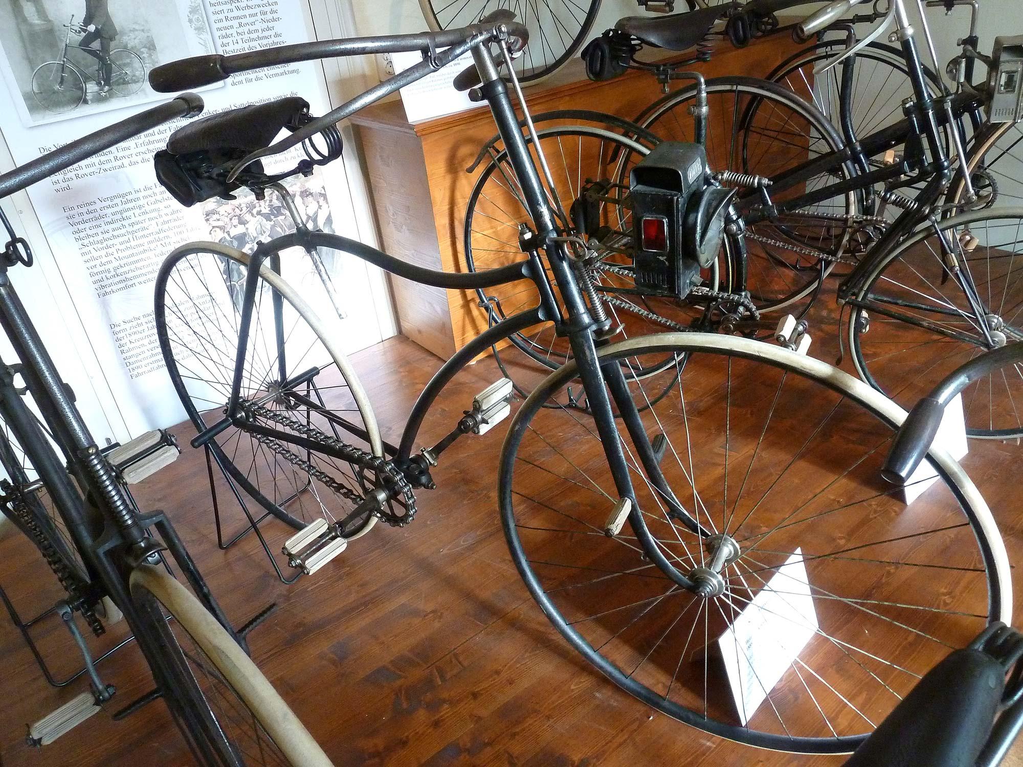 Deutsches Fahrradmuseum – Fahrrad Salon